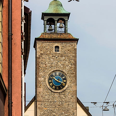 Cadran tour St-Jean Vevey