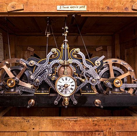Horloge Estavannens