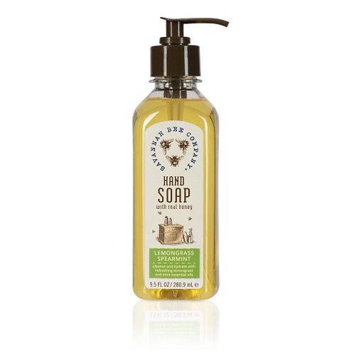 Lemongrass Spearmint Hand Soap (1)