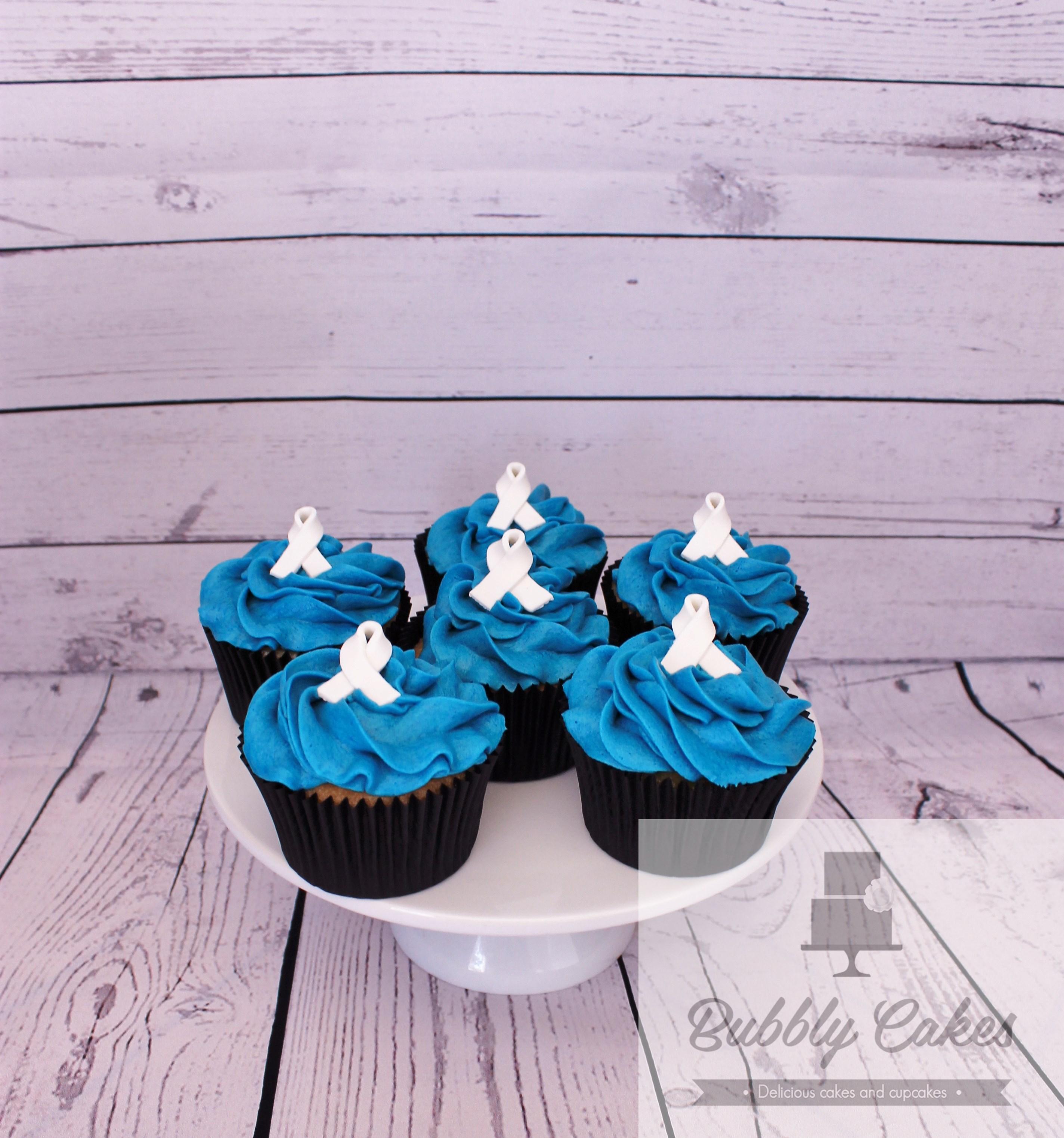 Histiocytosis Awareness Cupcakes