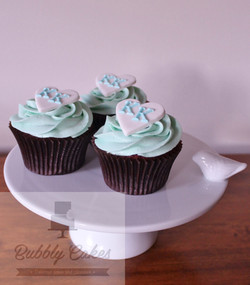 Hen's Party cupcakes