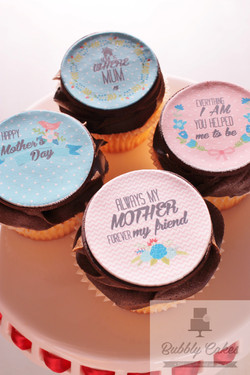 Mothers Day Cupcakes