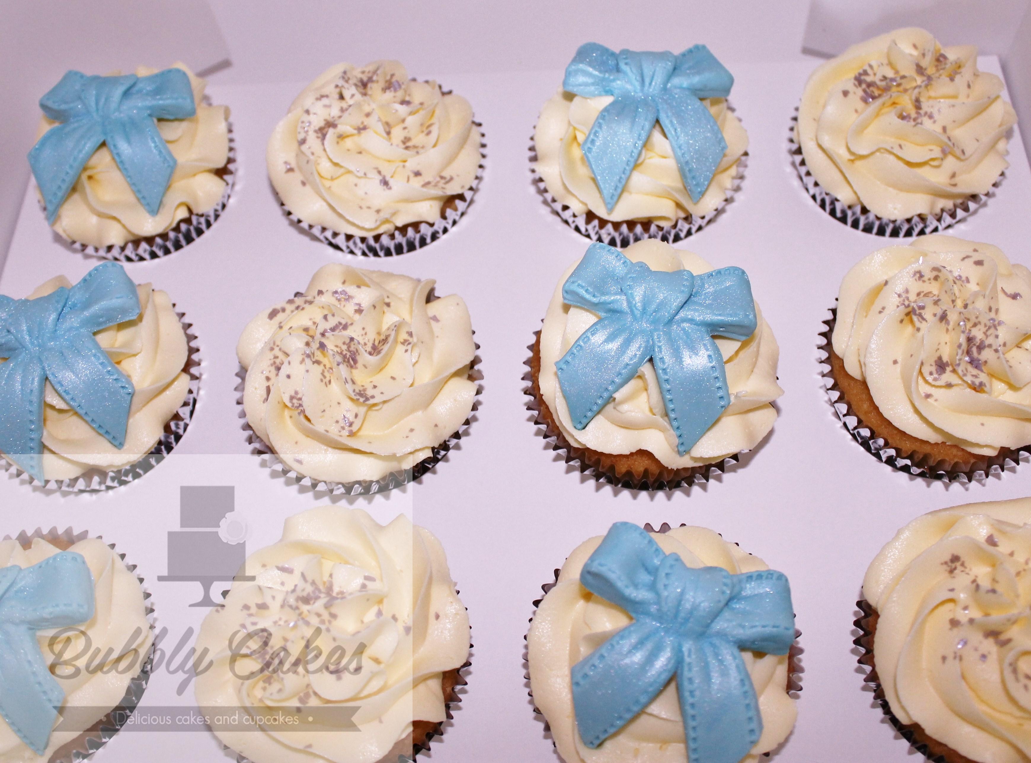 Burlesque Theme Cupcakes