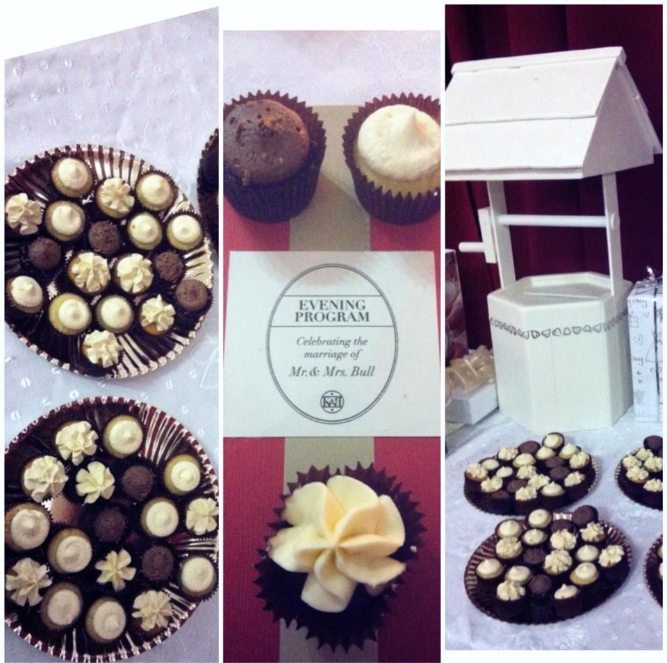 Wedding Cupcakes (minis)