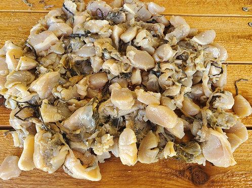 Native Salt Clam Chum