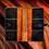Thumbnail: Saddle Tan/Black Long Wallet