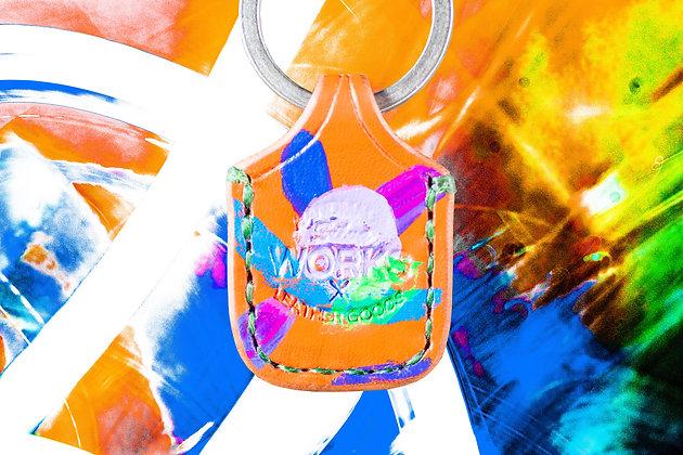 Handpainted Keychain