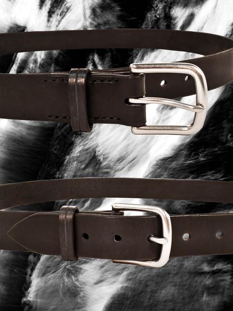 "Black 1.25"" Belt"