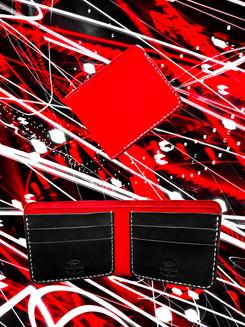 Red + Black Bifold