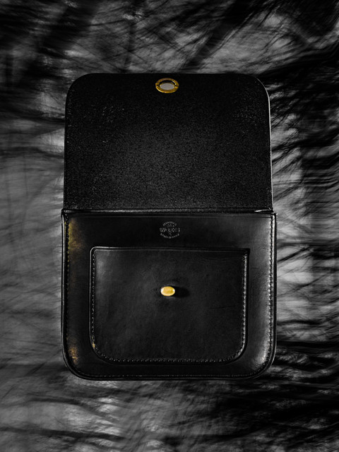 Black Deluxe Handbag