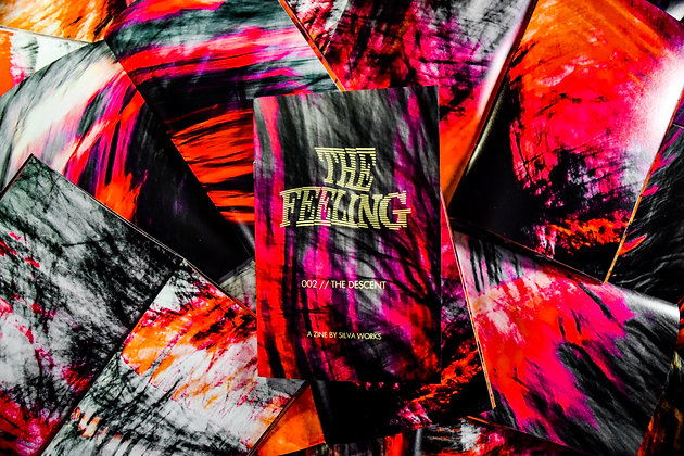 THE FEELING 002 // THE DESCENT Zine