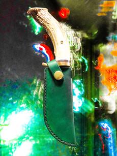 Green Custom Sheath