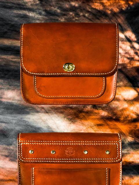 Saddle Tan Deluxe Handbag