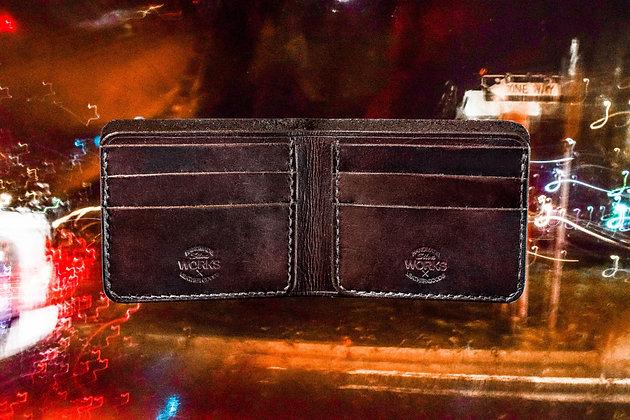 Dark Brown Bifold Wallet