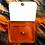 Thumbnail: Saddle Tan Deluxe Handbag
