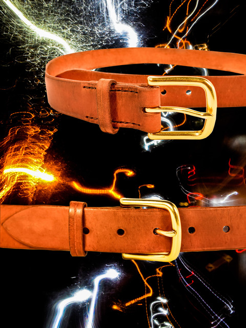 Saddle Tan Belt