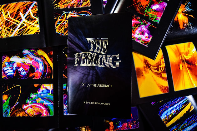 THE FEELING 001 // THE ABSTRACT Zine