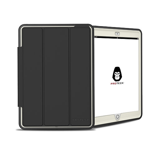 iPad 2/3/4 case - Rugged Protective Cover 3 In1 Multifunction