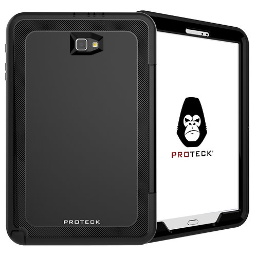 Samsung Tab A Case,Proteck Protective Hybrid Hard Shell Magnetic Smart Cover wit