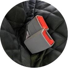 Ouvertures en Velcro