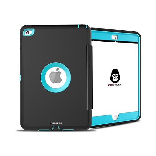 iPad Mini 4 case - Rugged Protective Cover 3 In1 Multifunction