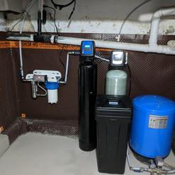 UV rack, softener and carbon backwash.jp