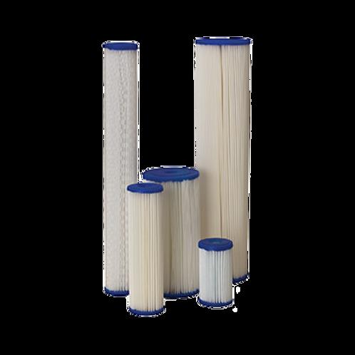 Pleated Sediment Filter Cartridges