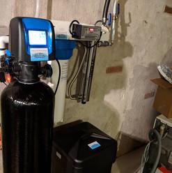 softener and UV rack installation.jpg