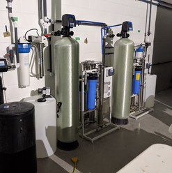 expandable water treatment equipment