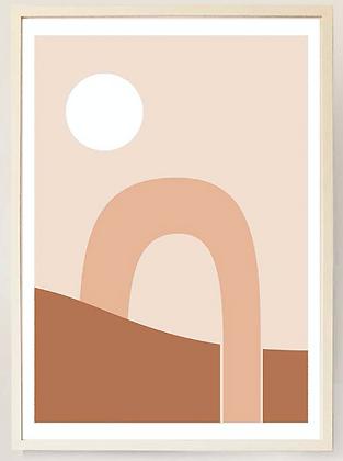 Desert Mirage No. VI - Print