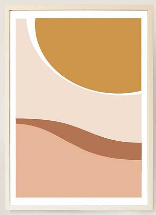 Desert Mirage No. XII - Print