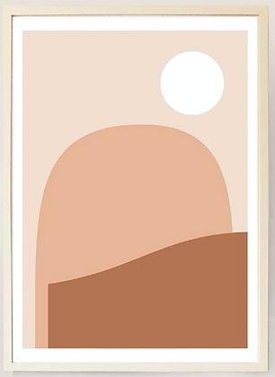 Desert Mirage No. IV - Print