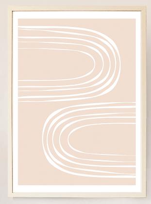 Desert Mirage No. XIV - Print