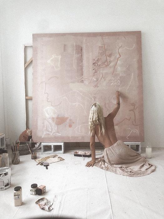 Etre Britta Painting.