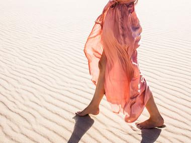 Dancing in The Sand Dunes | C-Heads Magazine