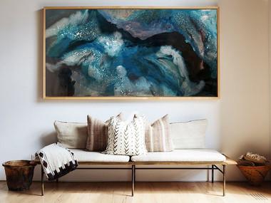 Etre Britta is Making Waves in the Art World