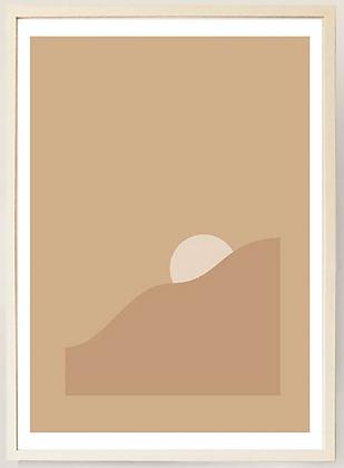 Desert Mirage No. II - Print