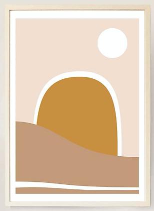Desert Mirage No. XI - Print