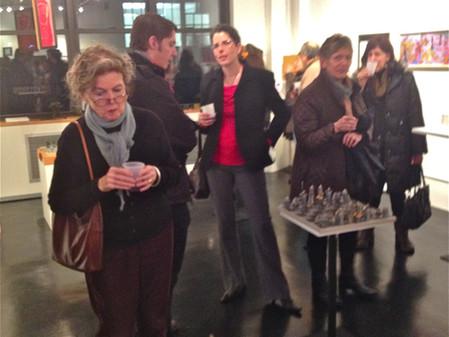 New York opening for Chess @ Medialia