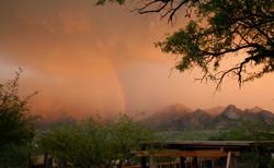 Storm Over Catalinas