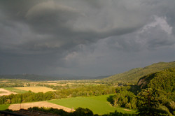 Storm Over Umbria
