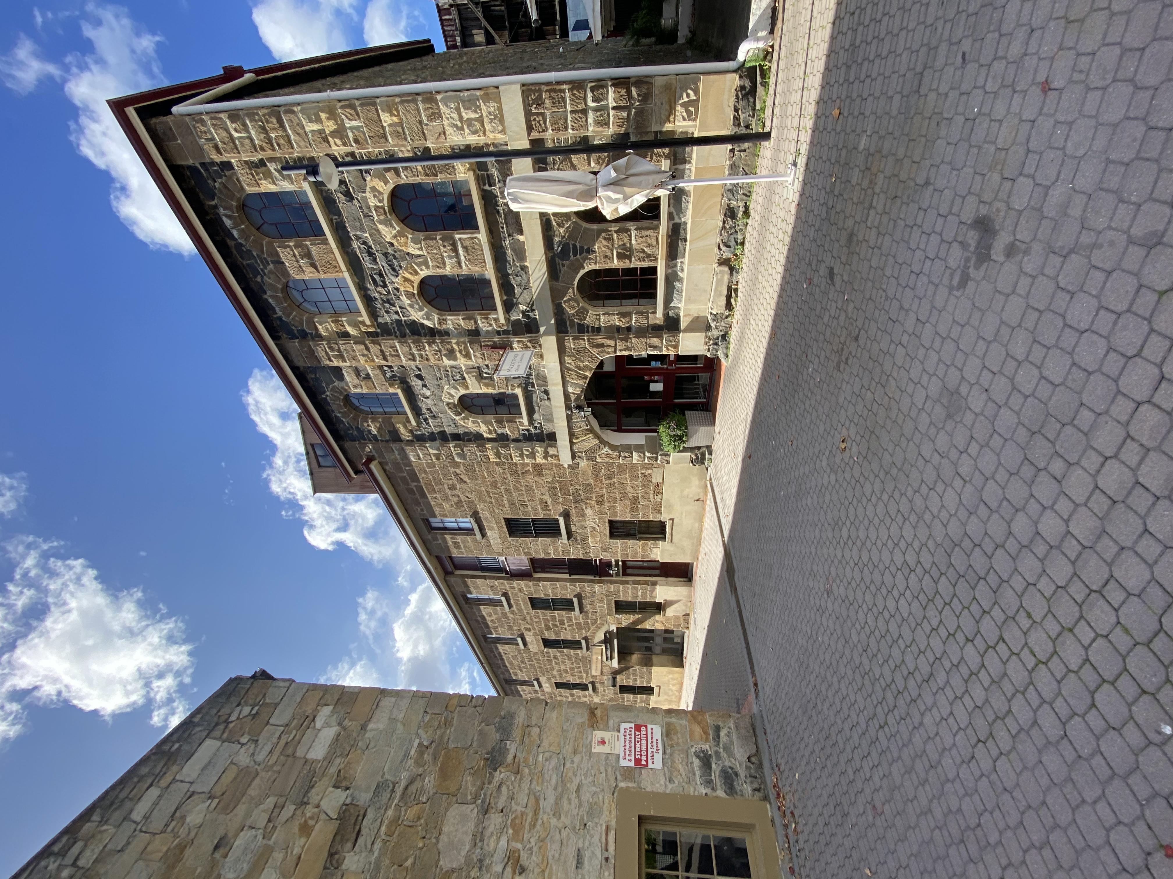 Salamanca Place, Salamanca