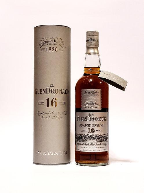 GlenDronach 16YO Platinum (Discontinued)
