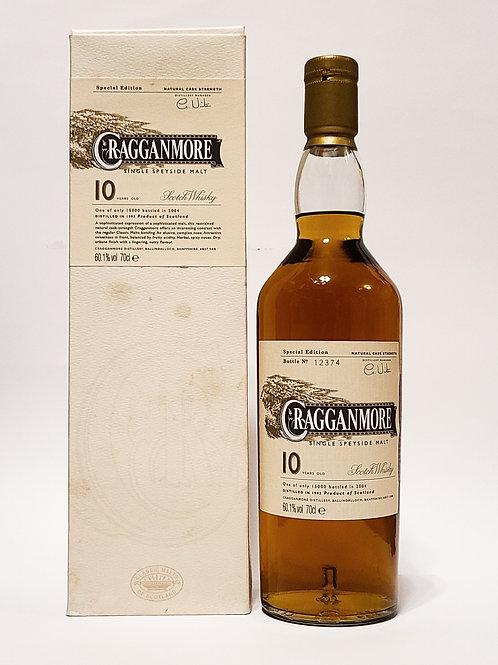 Cragganmore 1993 Sherry Cask
