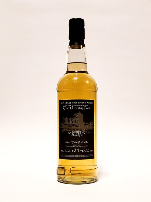 [WF91] Port Ellen 1982 Sherry - Whisky Fair