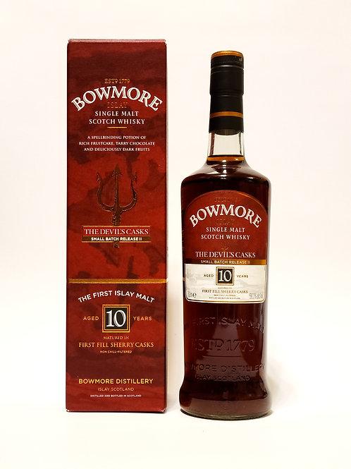 Bowmore Devil's Casks II