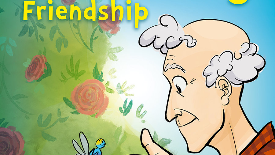 An Unlikely Friendship - Paperback