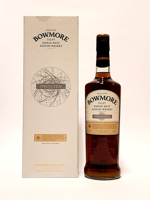Bowmore Springtide Sherry (old ver.)
