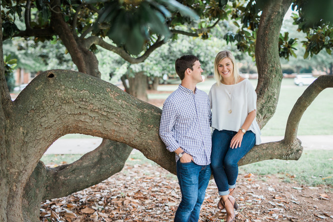 C+S AT WAKE FOREST | ENGAGEMENT SESSION