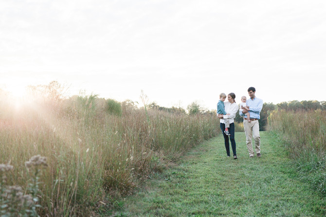 WAUFORD FAMILY | FAMILY LIFESTYLE SESSION